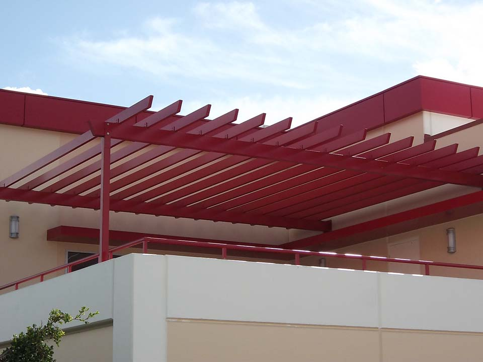 Aluminum Guardrail Systems