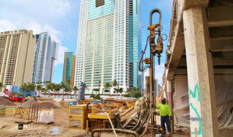 Commercial Drilling Services in Honolulu, Hawaii (HI)